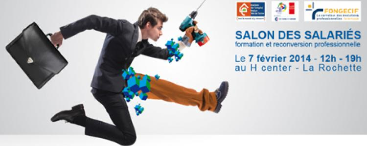 salon des salaries formation et reconversion professionnelle vendredi 7 f vrier de 12h 19h au. Black Bedroom Furniture Sets. Home Design Ideas